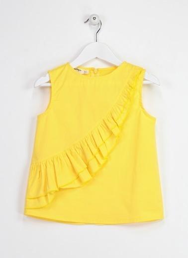 Morhipo Kids Bluz Sarı